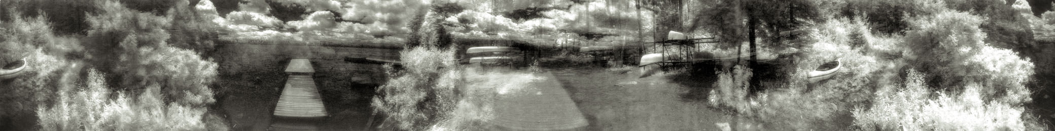 """""""Departure Point """" from the series Footprints, by William Mokrynski"""